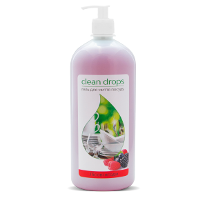 "Gel for washing dishes ""Forest berries"", 1L"