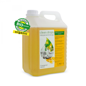 "Gel for washing dishes ""Juicy lemon"", 5l"