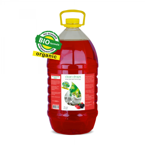 "Gel for washing dishes ""Wild berries"", 5l"