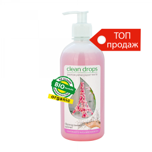 "Moisturizing liquid soap ""French flavor"", 0,5l"