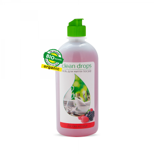 "Gel for washing dishes ""Forest berries"", 0,5l"